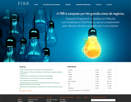 FIRB – Financial Investor Relations
