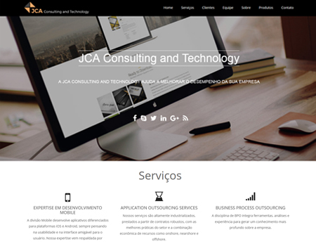 JCA Consulting and Technology